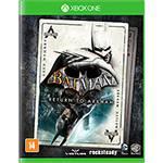 Tudo sobre 'Game - Batman: Return To Arkham - Xbox One'