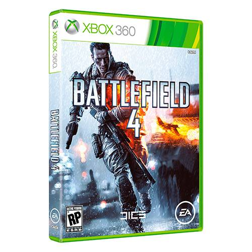 Tudo sobre 'Game Battlefield 4 - XBOX 360'