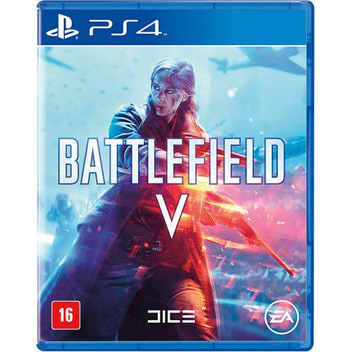 Tudo sobre 'Game Battlefield V - PS4'