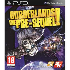 Game - Borderlands: The Pre-Sequel! - PS3