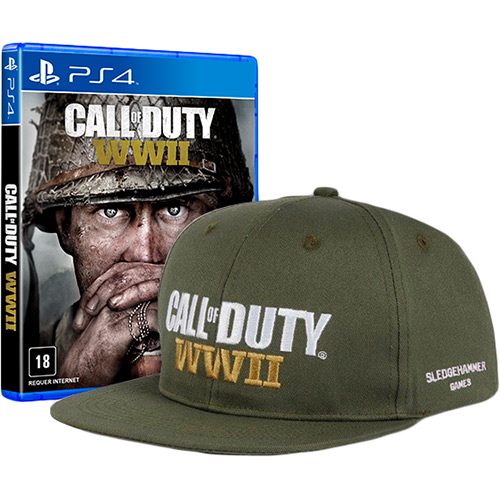 Game - Call Of Duty: WWII - PS4