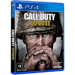 Game Call Of Duty: WWII PS4