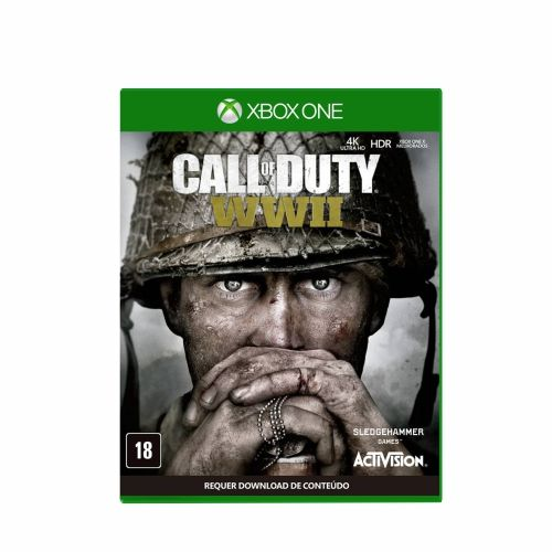 Game Call Of Duty Wwii - Xbox One