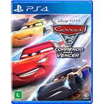Tudo sobre 'Game Carros 3: Correndo para Vencer - PS4'