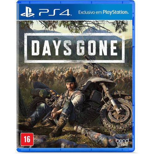 Tudo sobre 'Game Days Gone PS4'