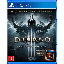Tudo sobre 'Game Diablo III Ultimate Evil Edition - PS4'