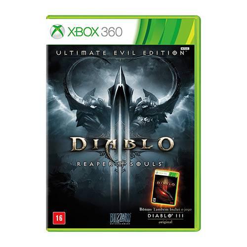 Tudo sobre 'Game - Diablo III Ultimate Evil Edition - Xbox 360'
