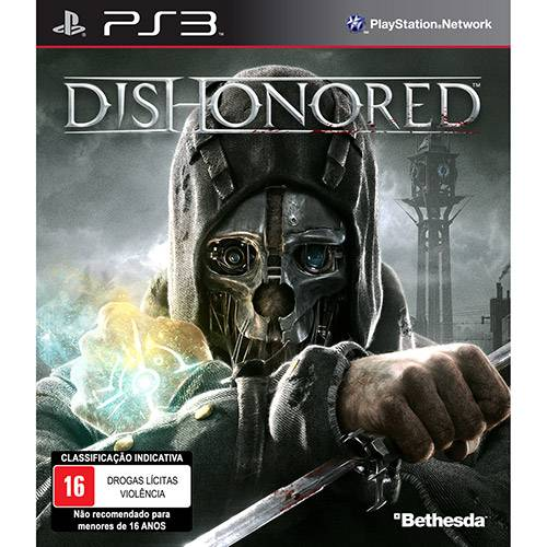 Tudo sobre 'Game Dishonored - PS3'
