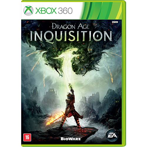 Tudo sobre 'Game Dragon Age: Inquisition (Versão em Português) - Xbox 360'