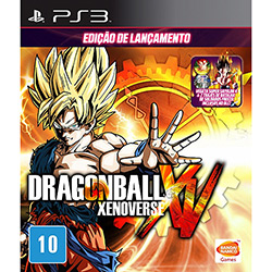 Tudo sobre 'Game Dragon Ball Xenoverse - PS3'