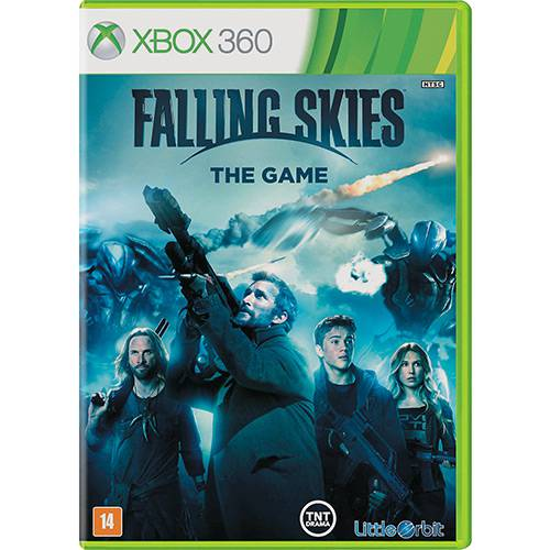 Game - Falling Skies: The Game - Xbox 360