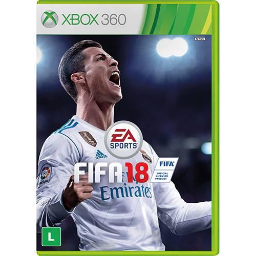 Tudo sobre 'Game FIFA 18 - Xbox 360'