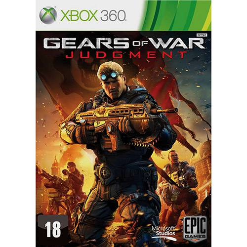 Tudo sobre 'Game Gears Of War: Judgment - Exclusivo para Xbox 360'
