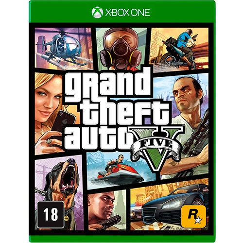 Tudo sobre 'Game Grand Theft Auto V - Xbox One'