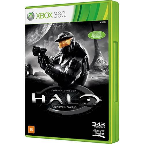 Tudo sobre 'Game Halo - Combat Evolved Anniversary - Xbox360'