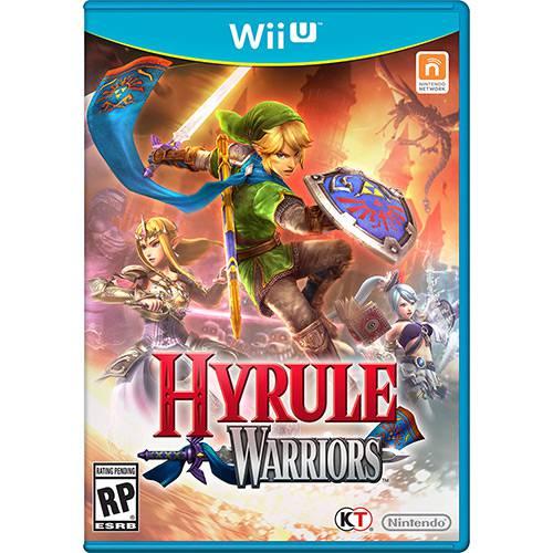 Tudo sobre 'Game Hyrule Warriors - WiiU'