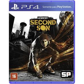 Tudo sobre 'Game - Infamous: Second Son - PS4'