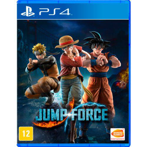 Tudo sobre 'Game Jump Force Ps4'