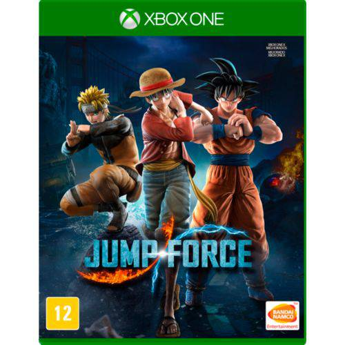 Tudo sobre 'Game Jump Force Xbox One'