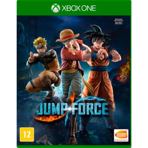 Tudo sobre 'Game Jump Force Xbox One'