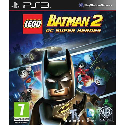 Tudo sobre 'Game LEGO Batman 2 - PS3'