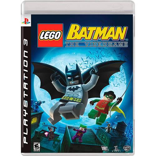 Tudo sobre 'Game - Lego Batman: The Videogame - PS3'