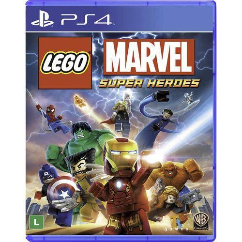 Tudo sobre 'Game LEGO Marvel BR - PS4'
