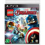 Tudo sobre 'Game Lego Marvel Vingadores - PS3'