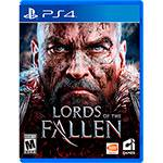 Tudo sobre 'Game Lords Of The Fallen - PS4'