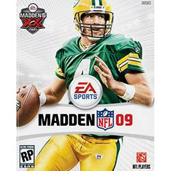 Tudo sobre 'Game Madden NFL 09'