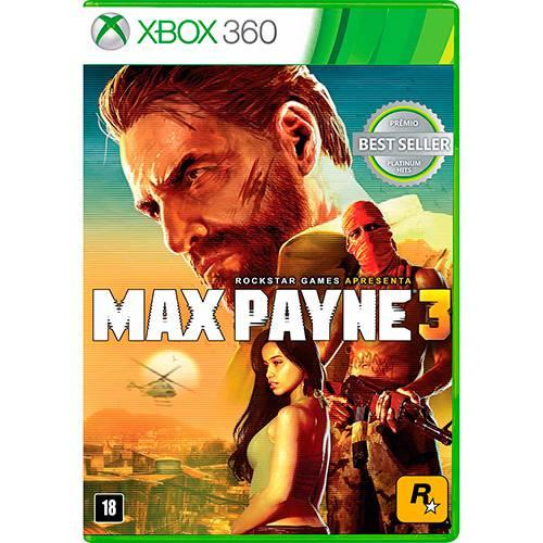 Tudo sobre 'Game - Max Payne 3 - Xbox 360'