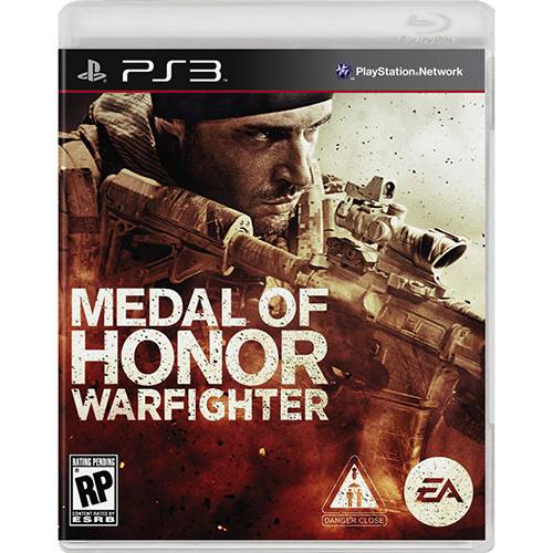 Tudo sobre 'Game Medal Of Honor: Warfighter - PS3'