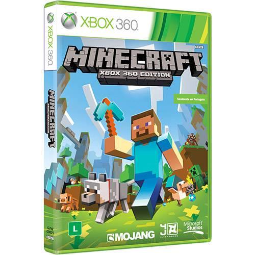 Tudo sobre 'Game Minecraft - Xbox 360 Edition'