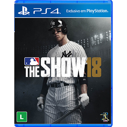 Game MLB The Show 18 - PS4