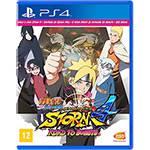 Tudo sobre 'Game Naruto Shippuden: Ultimate Ninja Storm 4 Road To Boruto - PS4'