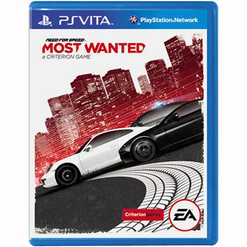 Tudo sobre 'Game Need For Speed: Most Wanted - PSV'