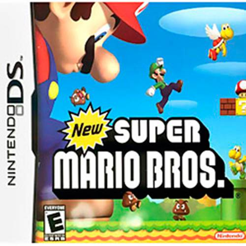 Tudo sobre 'Game New Super Mario Bros. - Nintendo DS'