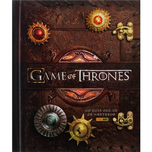 Tudo sobre 'Game Of Thrones - um Guia Pop-Up de Westeros (Panini Books)'