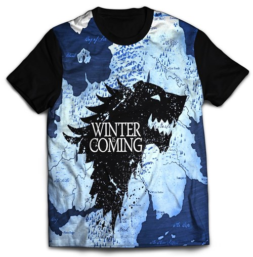 Game Of Thrones - Winter Is Coming (PP)