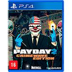 Tudo sobre 'Game - Payday 2: Crimewave Edition - PS4'
