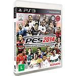 Tudo sobre 'Game Pro Evolution Soccer 2014 - PS3 - Produção Nacional'