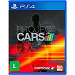 Tudo sobre 'Game Project Cars - PS4'