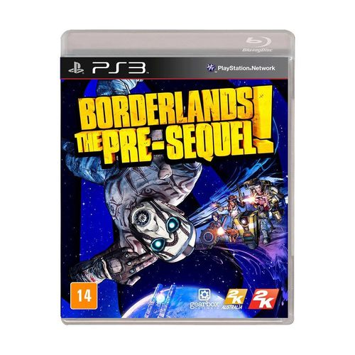 Game Ps3 Borderlans: The Pre Sequel