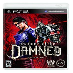 Game PS3 Shadows Of The Damned