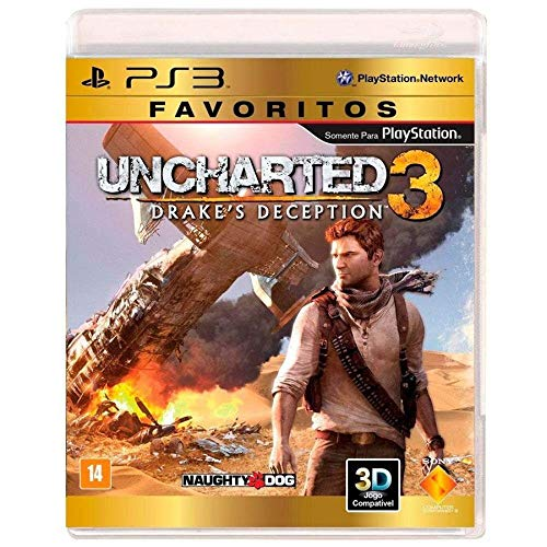 Tudo sobre 'Game Ps3 Uncharted 3 Drakes Deception'