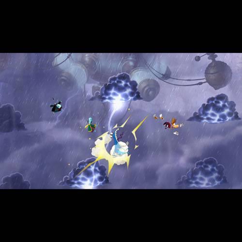 Tudo sobre 'Game Rayman Origins Ubisoft - PS3'