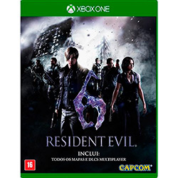 Game Resident Evil 6 - Xbox One