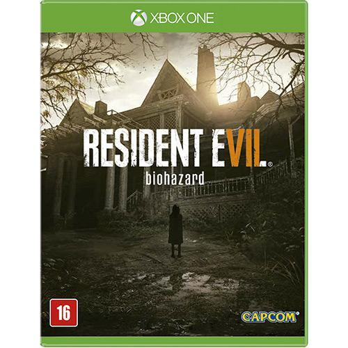 Game Resident Evil 7 - Xbox One