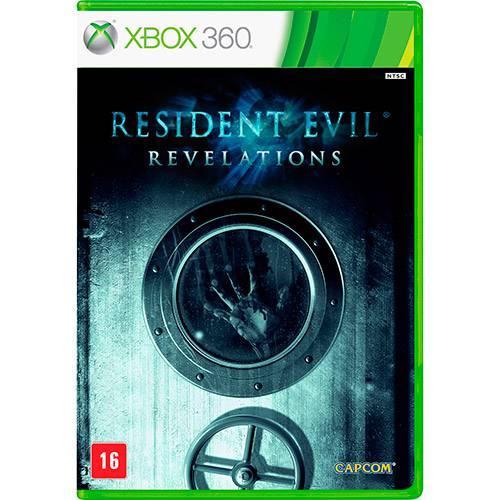 Tudo sobre 'Game Resident Evil: Revelations - XBOX 360 - Capcom'