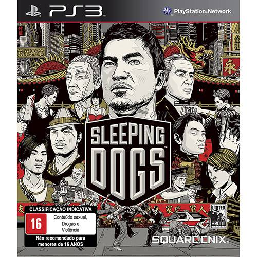 Tudo sobre 'Game Sleeping Dogs - PS3'